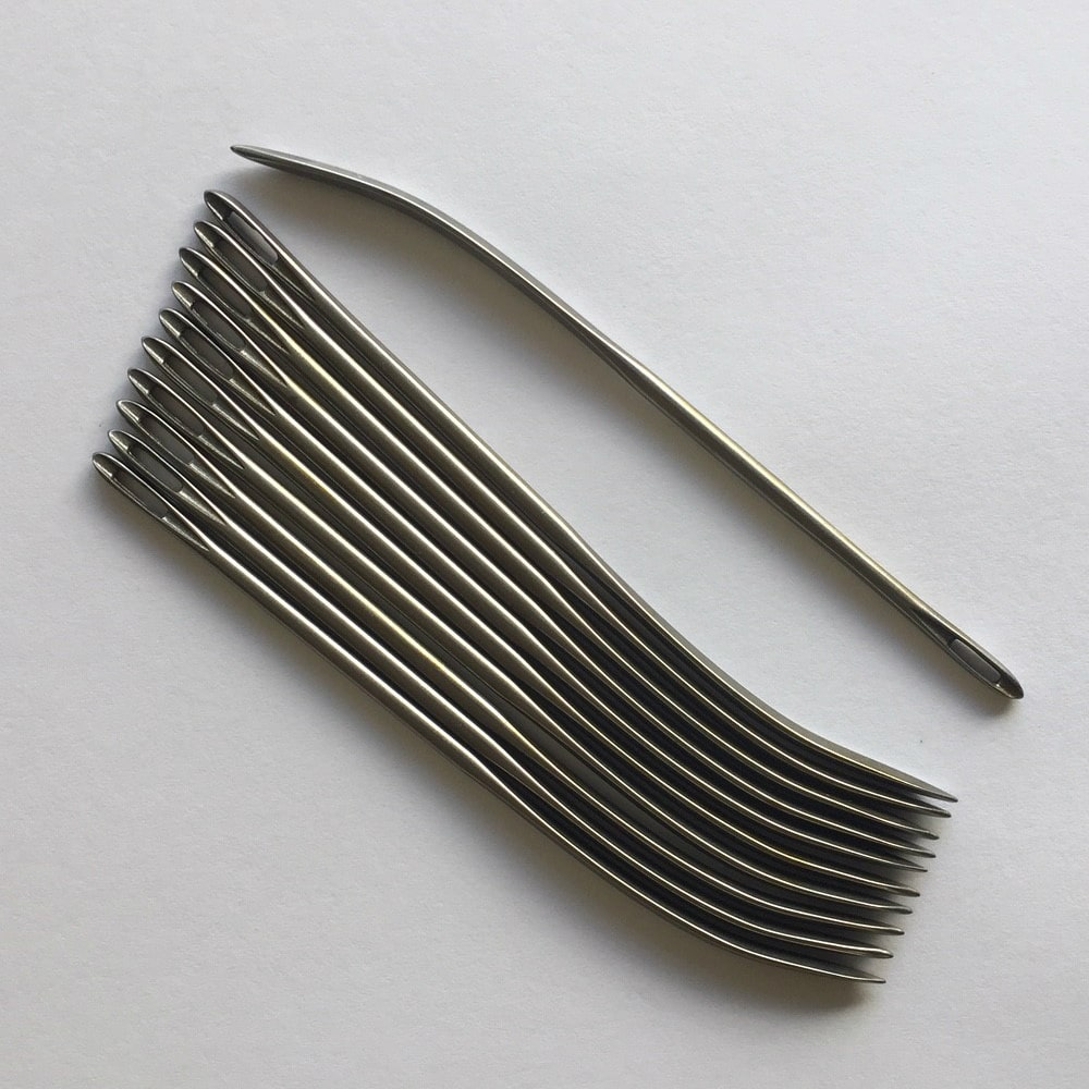Curved PackNeedles