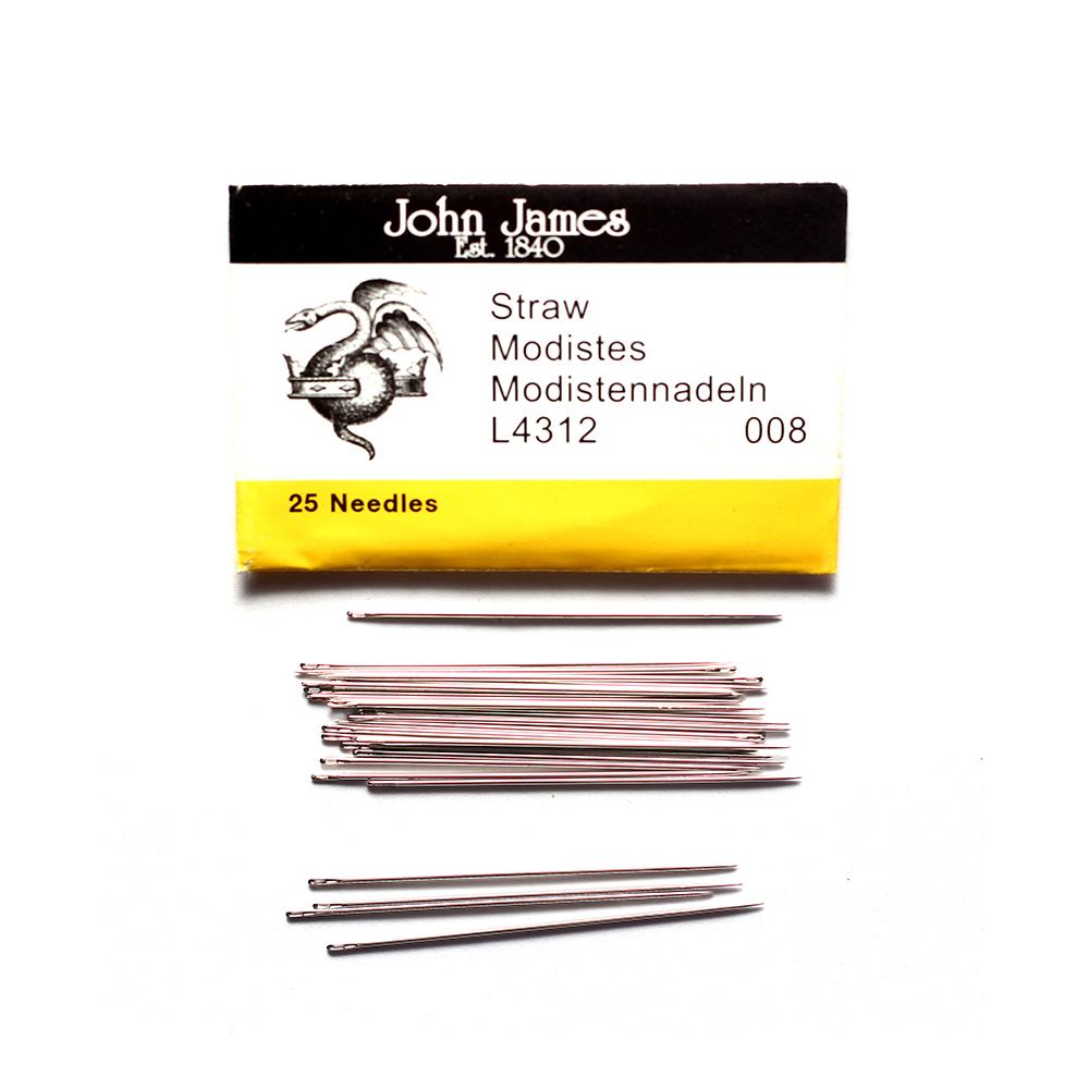 Bulk Loose Needles Milliners Straws Needles
