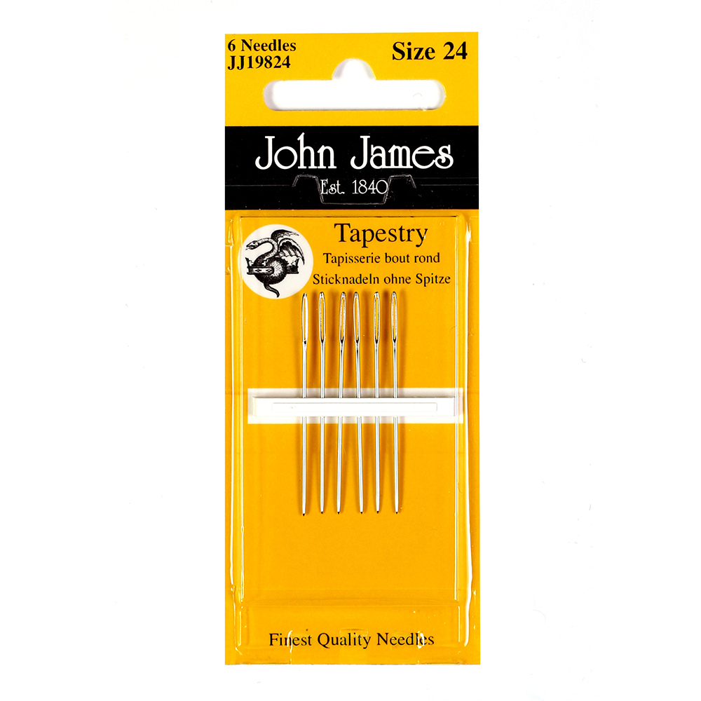 Regular Tapestry Cross Stitch Needles