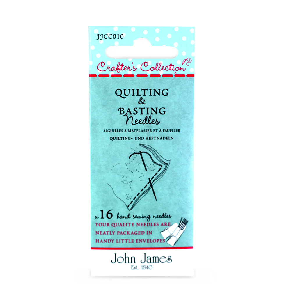 Long Sewing Needles Quilting Amp Basting Size Asst