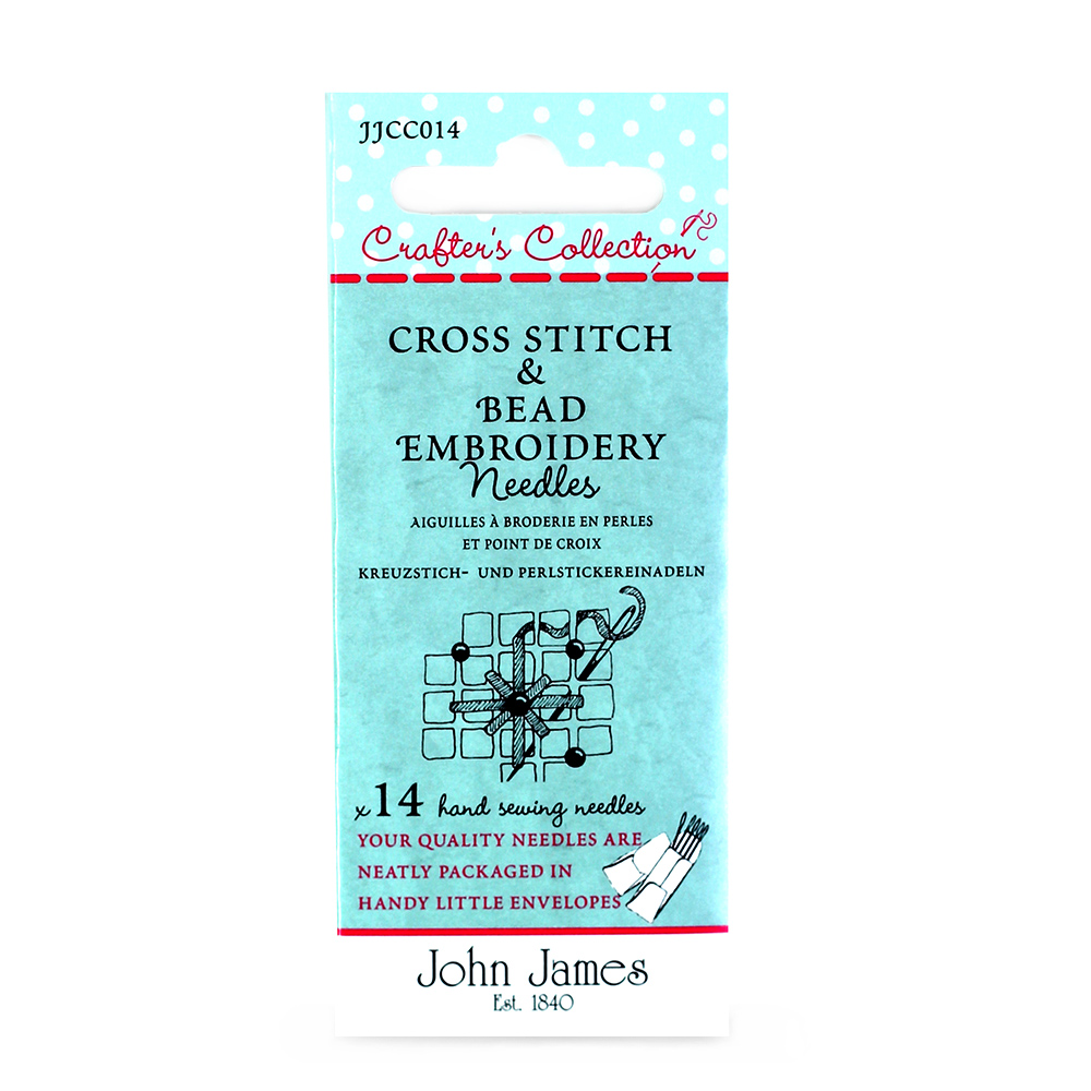 Specialist Needle Collections Cross Stitch Amp Bead