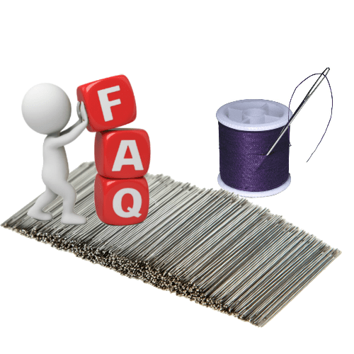 Sewing needles FAQ